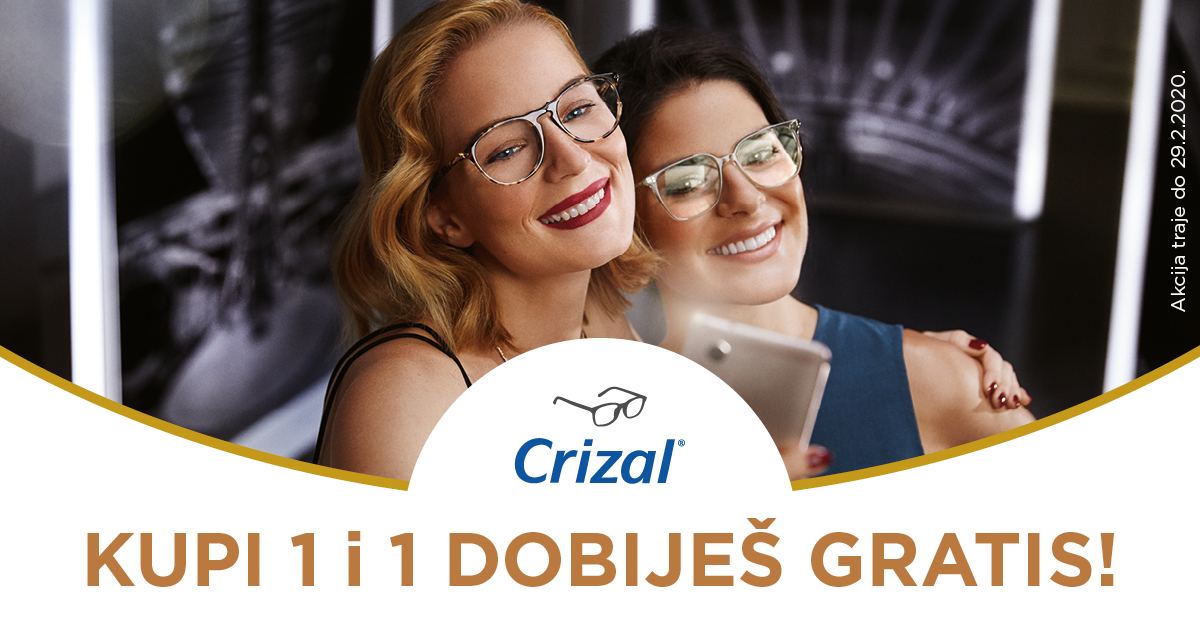 Essilor_FB post_Crizal 1+1